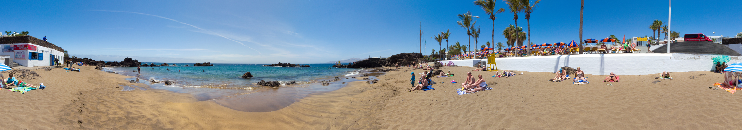 Aqua @ Lanzarote by Vera